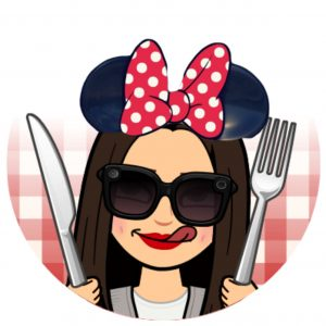 Disney Foodie Girl